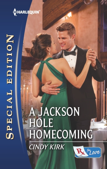 A Jackson Hole Homecoming ebook by Cindy Kirk