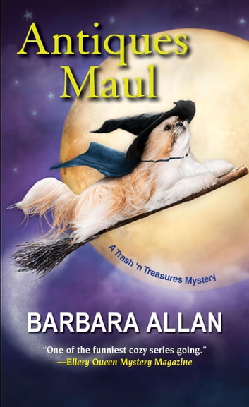 Antiques Maul ebook by Barbara Allan