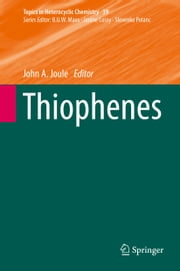 Thiophenes ebook by John A. Joule