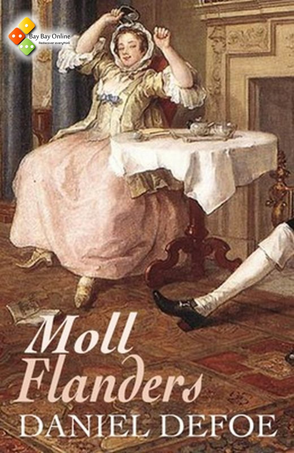 a summary of the novel moll flanders by daniel defoe Defoe's whig views are nevertheless evident in the story of moll, and the novel's full title gives some insight into this and the outline of the plot: the fortunes and misfortunes of the famous moll flanders.