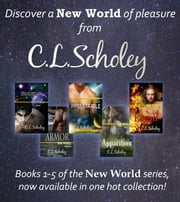 C.L. Scholey's 5-Book Box Set - Shield, Armor, Impenetrable, Apparition, and Engulf ebook by C.L. Scholey