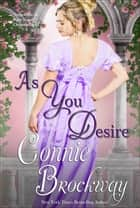 As You Desire ebook by Connie Brockway