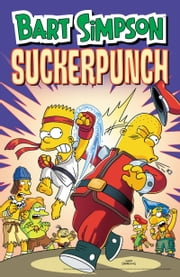 Bart Simpson Sucker Punch ebook by Matt Groening
