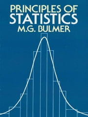 Principles of Statistics ebook by M. G. Bulmer