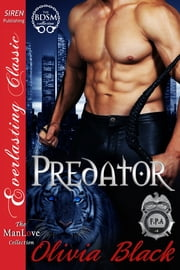 Predator ebook by Olivia Black