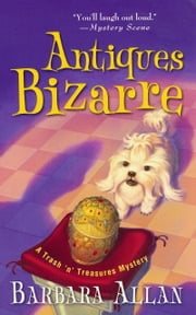 Antiques Bizarre ebook by Barbara Allan