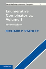 Enumerative Combinatorics: Volume 1 ebook by Richard P. Stanley