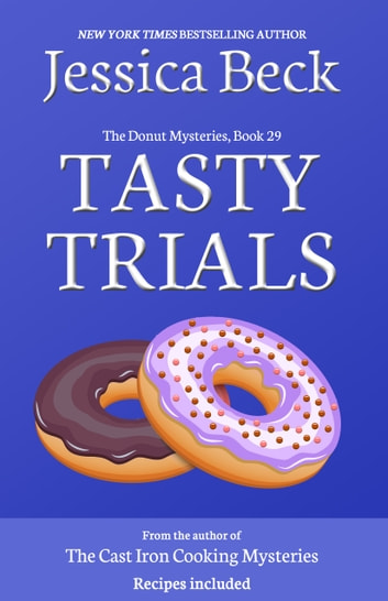 Tasty Trials ebook by Jessica Beck