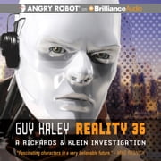 Reality 36 audiobook by Guy Haley