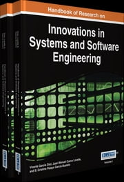 Handbook of Research on Innovations in Systems and Software Engineering ebook by Vicente García Díaz,Juan Manuel Cueva Lovelle,B. Cristina Pelayo García-Bustelo