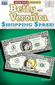 Pep Digital Vol. 030: Betty & Veronica Shopping Spree