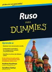 Ruso para Dummies ebook by Kobo.Web.Store.Products.Fields.ContributorFieldViewModel