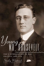 Young Mr. Roosevelt - FDR's Introduction to War, Politics, and Life ebook by Stanley Weintraub