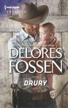 Drury ebook by Delores Fossen