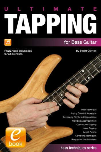 Ultimate Tapping for Bass Guitar eBook by Stuart Clayton ...