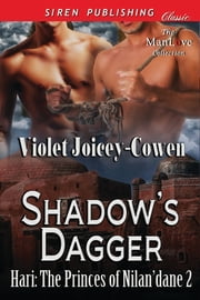 Shadow's Dagger ebook by Violet Joicey-Cowen