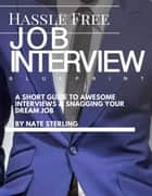 Free Job Interview Blueprint ebook by Nate Sterling