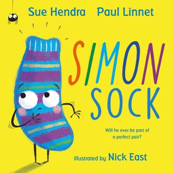 Simon Sock audiobook by Sue Hendra,Paul Linnet