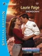 SHOWDOWN! ebook by Laurie Paige