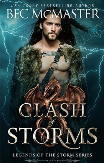 Clash of Storms ebook by Bec McMaster