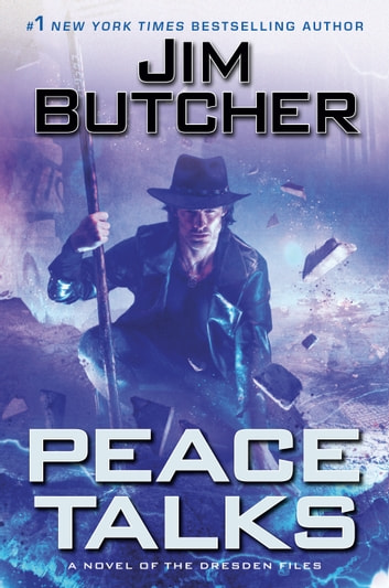Peace Talks eBook by Jim Butcher