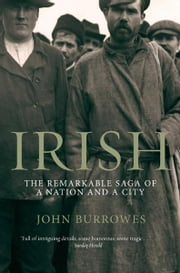 Irish - The Remarkable Saga of a Nation and a City ebook by John Burrowes