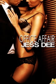 Office Affair ebook by Jess Dee