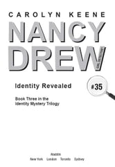 Identity Revealed - Book Three in the Identity Mystery Trilogy ebook by Carolyn Keene