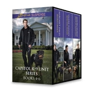 Capitol K-9 Unit Series Books 4-6 - An Anthology ebook by Margaret Daley, Valerie Hansen, Lenora Worth