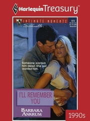 I'll Remember You ebook by Barbara Ankrum
