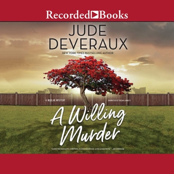A Willing Murder audiobook by Jude Deveraux