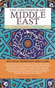 The Contemporary Middle East - A Westview Reader ebook by Karl Yambert