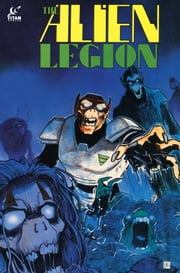 Alien Legion #20 ebook by Alan Zelenetz,Larry Stroman,Randy Emberlin,Bob Sharen
