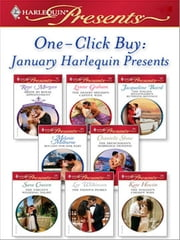 One-Click Buy: January Harlequin Presents ebook by Raye Morgan,Lynne Graham,Jacqueline Baird,Melanie Milburne,Chantelle Shaw,Sara Craven