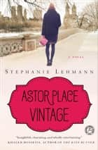 Astor Place Vintage ebook by Stephanie Lehmann