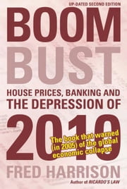 Boom Bust ebook by Fred Harrison