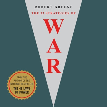 The 33 Strategies of War audiobook by Robert Greene
