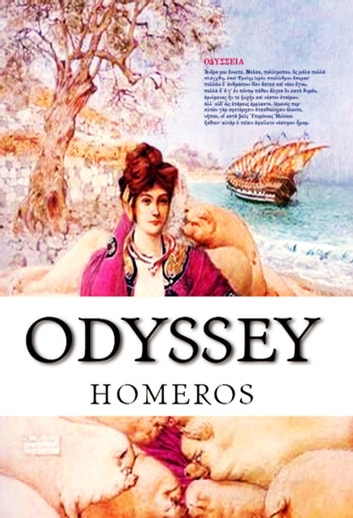 Odyssey ebook by Homeros Homeros