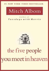 The Five People You Meet in Heaven ebook by Mitch Albom