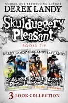 Skulduggery Pleasant: Books 7 – 9: The Darquesse Trilogy: Kingdom of the Wicked, Last Stand of Dead Men, The Dying of the Light ebook by