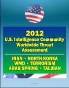 2012 U.S. Intelligence Community Worldwide Threat Assessment: Iran, Nuclear Weapons, Terrorism, al-Qaida, Jihad, Homegrown Terror, WMD, North Korea, Cyber Threat, Taliban, Afghanistan, Arab Spring ebook by Progressive Management