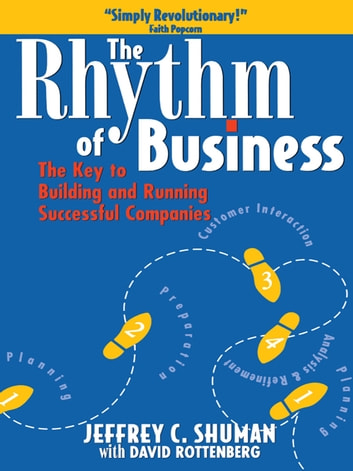 The Rhythm of Business ebook by David Rottenberg,Jeffrey C. Shuman
