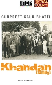 Khandan (Family) ebook by Gurpreet Kaur Bhatti