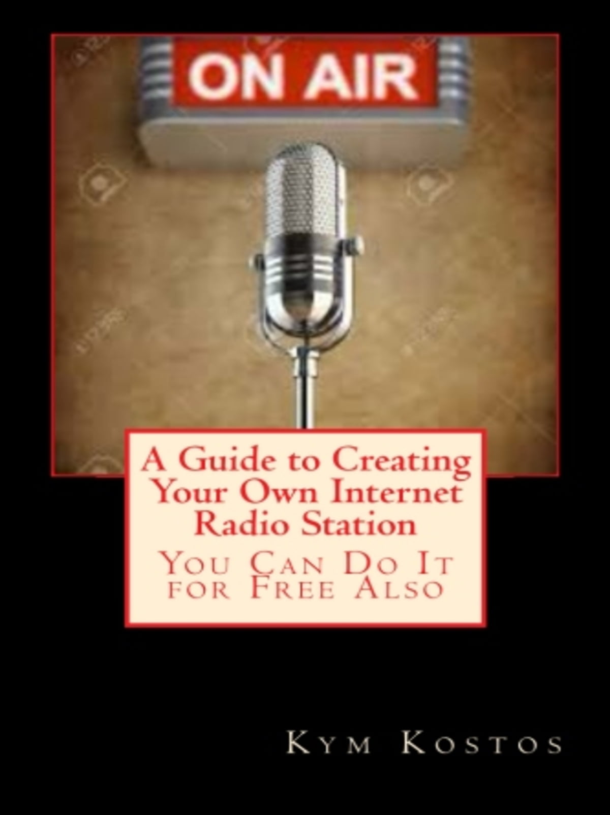 A Guide to Creating Your Own Internet Radio Station eBook by