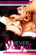 Never Forget (Memories, #1) ebook by Emma Hart