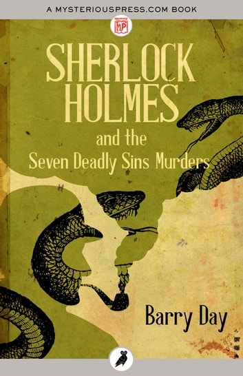 Sherlock Holmes and the Seven Deadly Sins Murders ebook by Barry Day