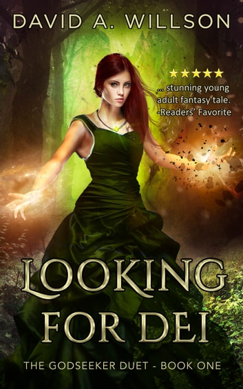 Looking for Dei (The Godseeker Duet Book 1) ebook by David A. Willson