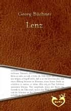 Lenz ebook by Georg Büchner