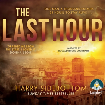 The Last Hour audiobook by Harry Sidebottom