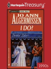 I Do? ebook by JoAnn Algermissen